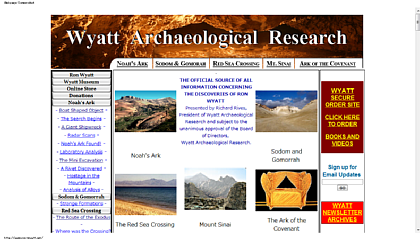 Wyatt Archaeological Research - Official Site of Ron Wyatt's Discoveries-420.png